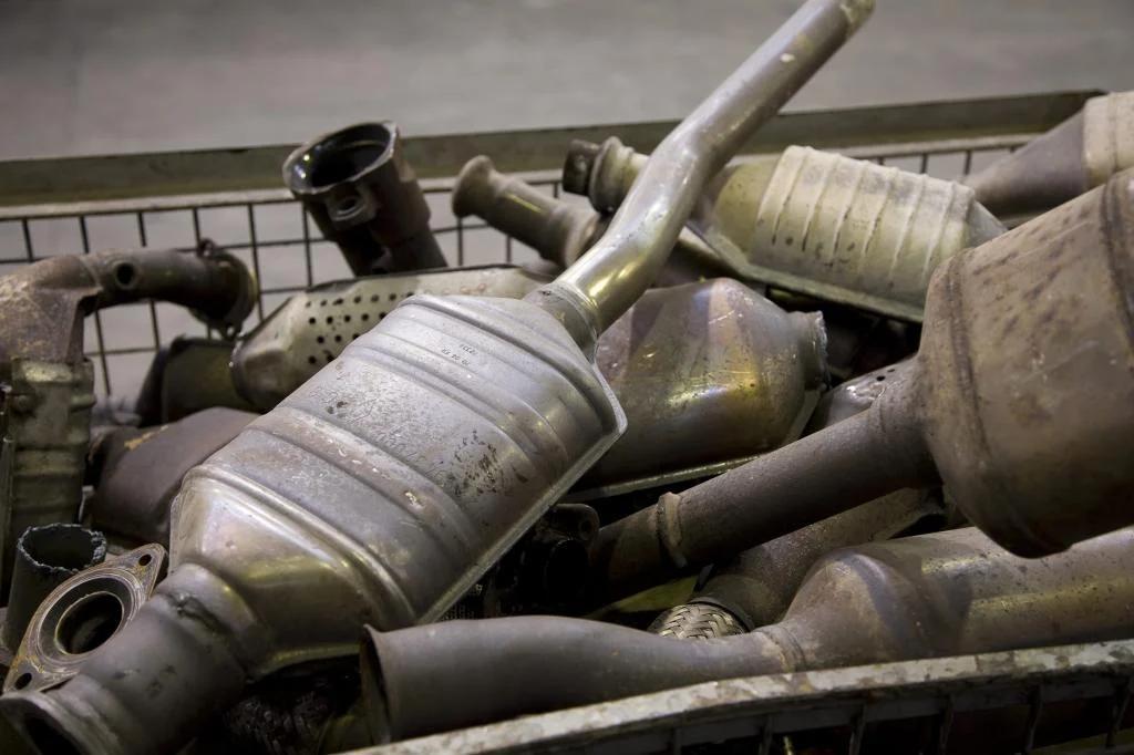 Katalysator Recycling verkaufen kaufen Nordrhein Westfalen